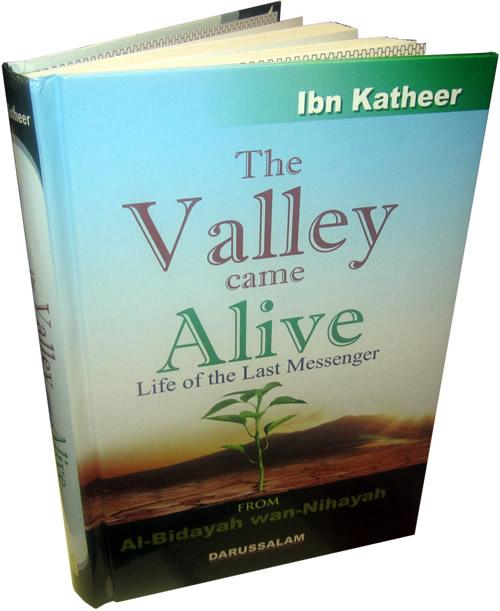 The Valley came Alive From Bidayah wa Nihaya - Darussalam Books