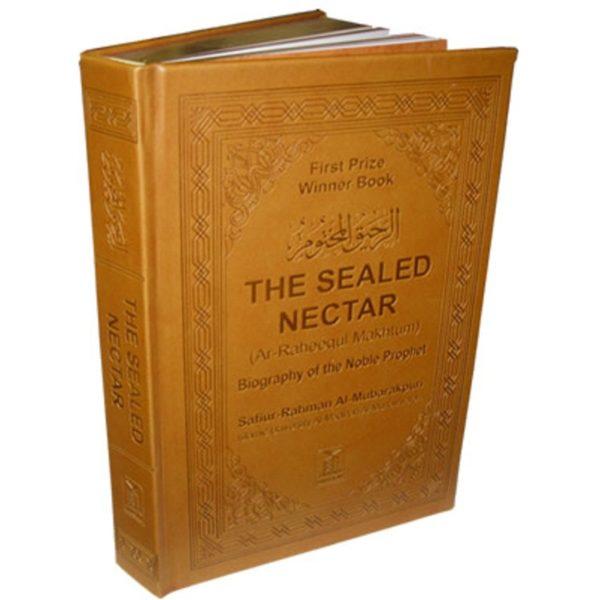 The Sealed Nectar Ar-Raheeq al-Makhtoom (Golden) - Darussalam Books
