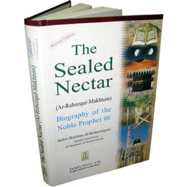 The Sealed Nectar Ar-Raheeq al-Makhtoom - Darussalam Books