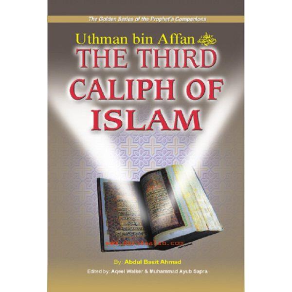 Golden Series Uthman bin Affan - Darussalam Books