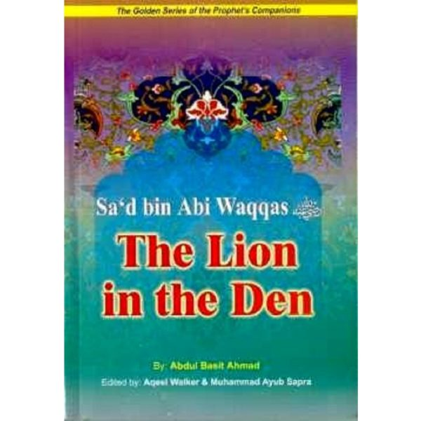 Golden Series Sad bin Abi Waqqas - Darussalam Books