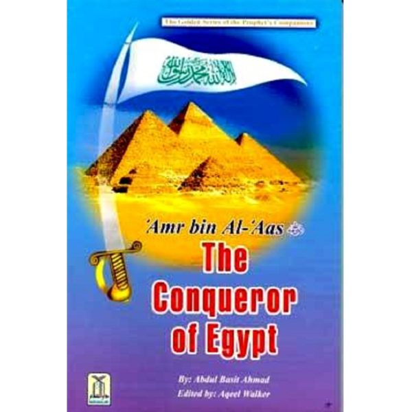Golden Series Amr bin Al-Aas - Darussalam Books