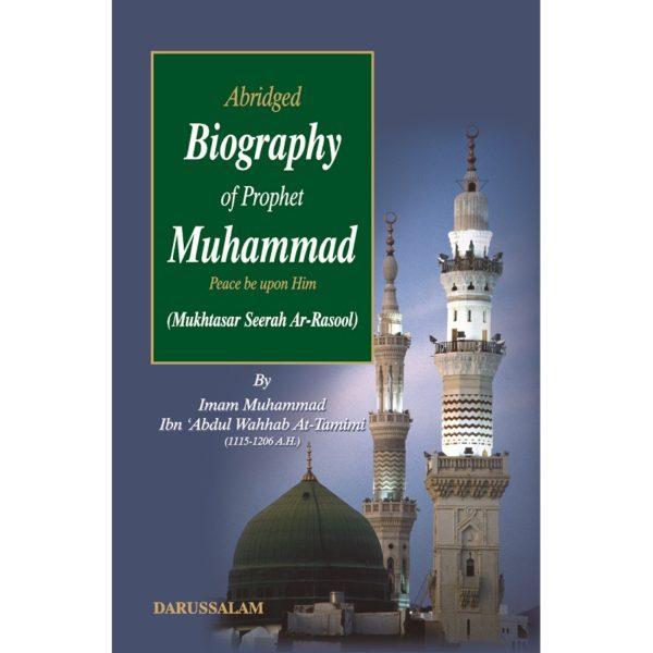 Abridged Biography of Prophet Muhammad - Darussalam Books