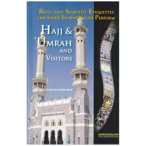 Hajj & Umrah and Visitors - Darussalam Books