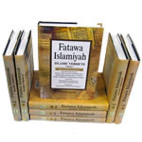 Islamic Verdicts Fatawa Islamiyah (8 Volumes) - Darussalam Books