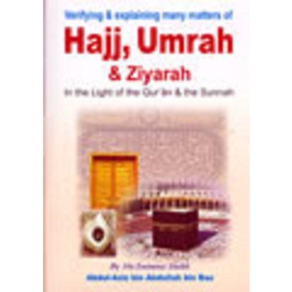 Hajj, Umrah and Ziyarah Small