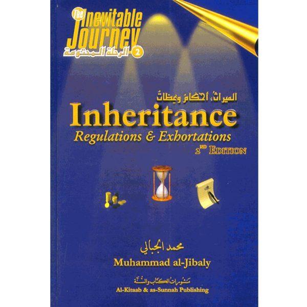 Inheritance Regulations & Exhortations, 2nd Ed - Darussalam Books