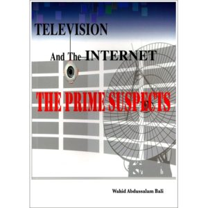 Television and the Internet (The Prime Suspects) - Darussalam Books