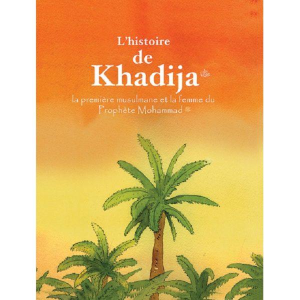 L'histoire de Khadija-Good Word Books