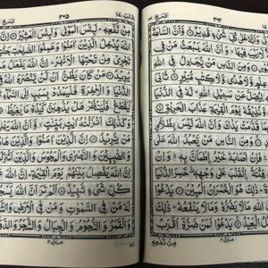 Quran INDO PAK Script No.23
