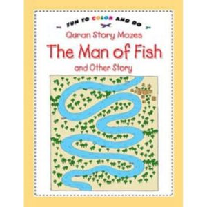 The Man of Fish and Other Story- Darussalam Books