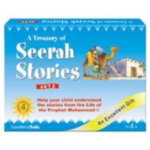 A Treasury Of Seerah Stories- Darussalam Books