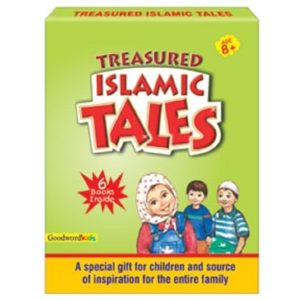 Treasured Islamic Tales Gift Box (Six Paperback Books)- Darussalam Books