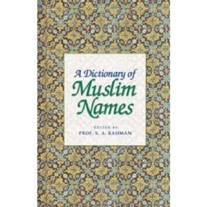 Dictionary of Muslim Names- Darussalam Books