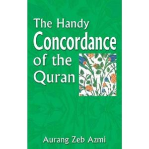 Handy Concordance of the Quran- Darussalam Books